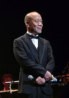 Hisaishi in Paris in 2011