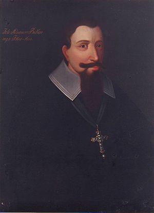 Johann Adam von Bicken - Johann Adam von Bicken