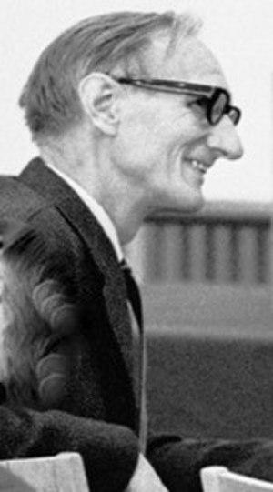 Christian Johansson - The Imperial Ballet's great teacher Christian Johansson