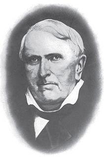 John Chambers (politician) politician