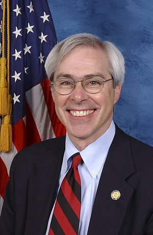 Georgia's 12th congressional district - Image: John Barrow, official photo portrait color