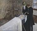 John Everett Millais (1829-1896) - The Artist Attending the Mourning of a Young Girl - T07135 - Tate.jpg