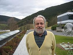John Friedlander at Oberwolfach 2008.jpg