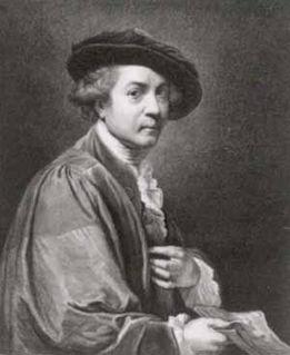John Keyse Sherwin British artist