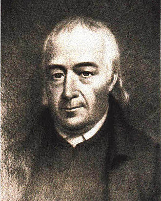 John McMillan (missionary) - McMillan in the 1820s