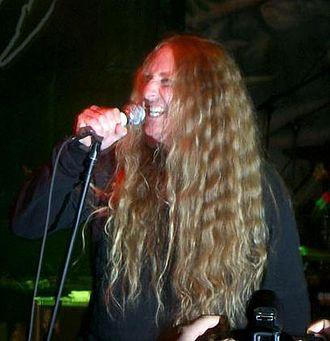 John Tardy - Tardy in 2005