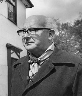 John Thurman British scout leader