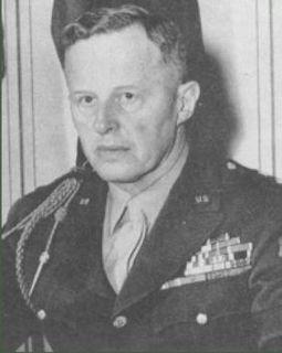 John W. Leonard US Army general