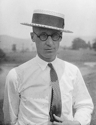 Scopes Trial - The teacher at the center of proceedings, John Thomas Scopes