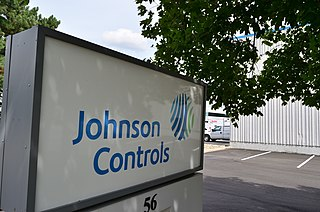 Johnson Controls Building systems and facility management firm based in Cork, Ireland
