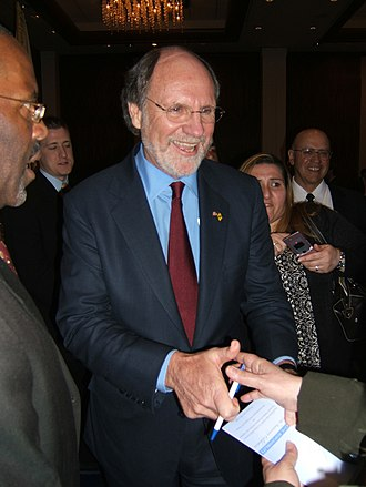 Jon Corzine - Corzine in New Brunswick, New Jersey, in 2008