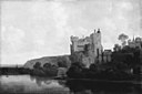 Joris van der Haagen - Castle by a River - KMS672 - Statens Museum for Kunst.jpg