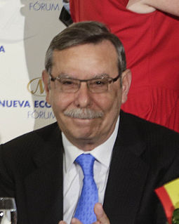 José Folgado Spanish politician