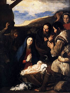 José de Ribera - Adoration of the Shepherds - WGA19389.jpg