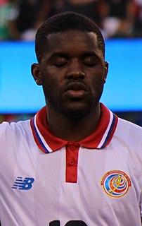 Joel Campbell Costa Rican footballer
