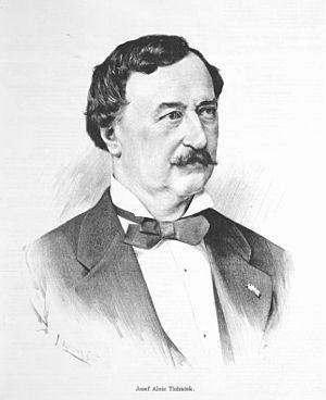 Josef Tichatschek - Josef Tichatschek
