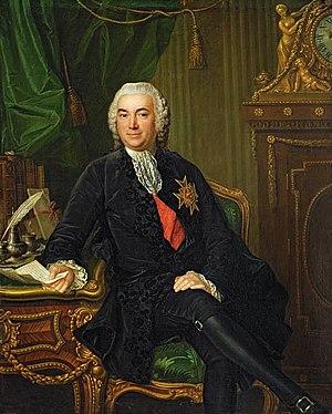 Joseph Foullon de Doué - Joseph-François Foullon