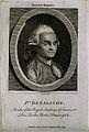 Joseph Jérome de Lalande. Line engraving by R. Stanier, 1789 Wellcome V0003318.jpg