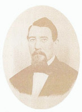 Palatine uprising - Joseph Martin Reichard - President and Minister of War