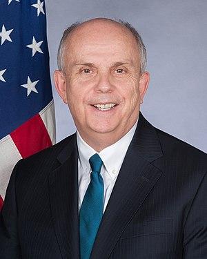 United States Ambassador to Indonesia - Image: Joseph R. Donovan, Jr