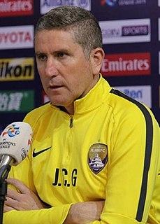 Juan Carlos Garrido Spanish football manager (born 1969)