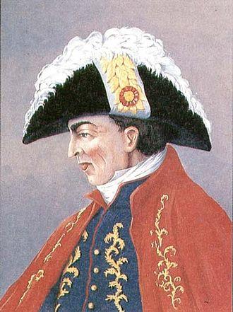 Juan José de Sámano y Uribarri - Juan José de Sámano y Uribarri, Viceroy of New Granada
