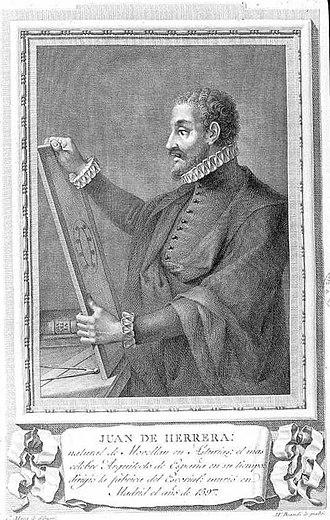 Juan de Herrera - Image: Juan de Herrera