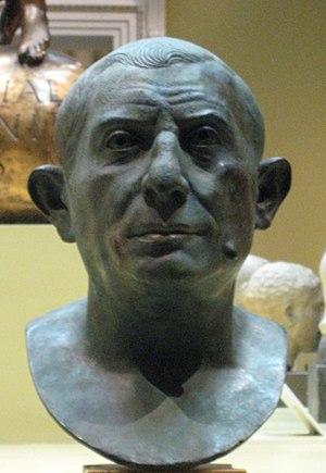 Caecilia (gens) - Lucius Caecilius Iucundus, a Pompeian banker.