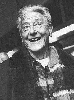 Jules Sylvain ankommer indtil Bulltofta lufthavn omkring 1960.