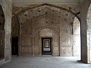 July 9 2005 - The Lahore Fort-Doorways of sleeping chambers