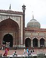 Juma Masjid - Delhi, views inside and around (6).JPG