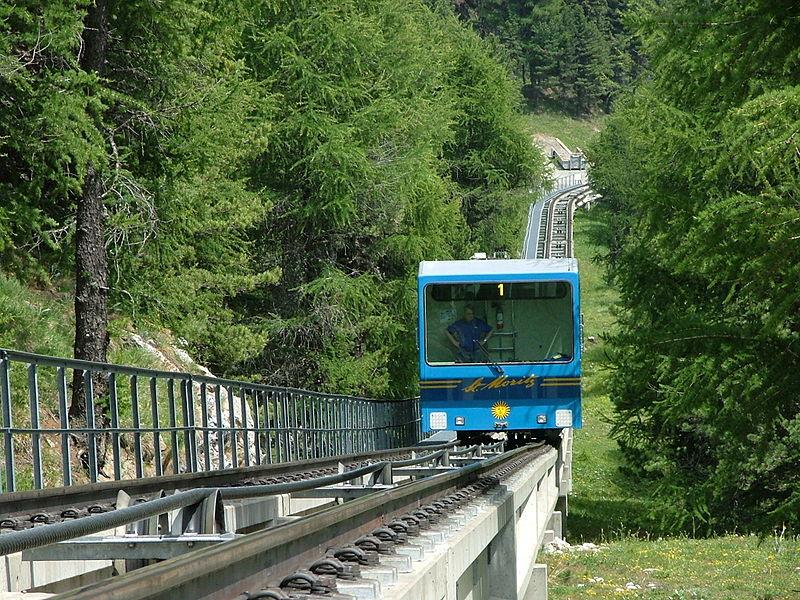Juni 2006, Railway Sankt Moritz Chantarella Corviglia 09.JPG