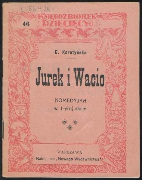 File:Jurek i Wacio.djvu