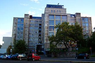 Semmelweis University - Image: Kórház, Kútvölgyi kórház