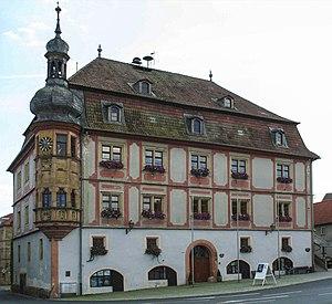 Bad Königshofen - Town hall