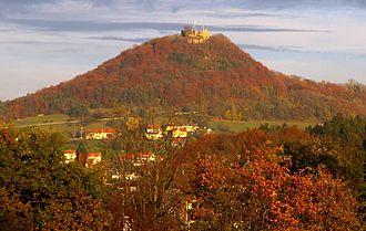 Küssaburg - Image: Küssaburg Bechtersbohl Rei Ki