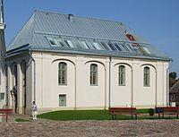 Kėdainiai (Kiejdany) - old synagogue.JPG