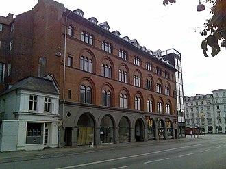 Jens Christian Kofoed - Image: KFUM Borgen 2