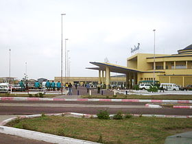Image illustrative de l'article Aéroport international de Ndjili
