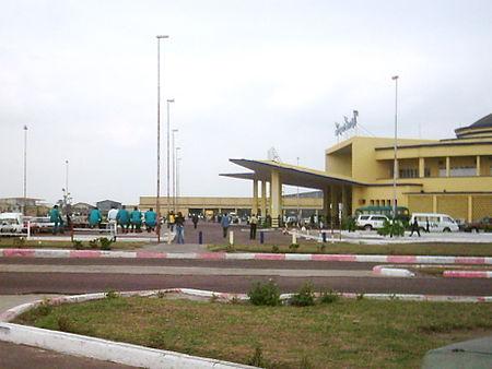 Lapangan Terbang Antarabangsa N'djili