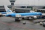 KLM - Royal Dutch Airlines Boeing 767-306-ER PH-BZK (21029162824).jpg