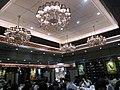 K CWB 銅鑼灣廣場 Causeway Bay Plaza 太湖海鮮城 Tai Woo Seafood Restaurant interior lamps 水晶燈 Jan 2017 Lnv2 03.jpg