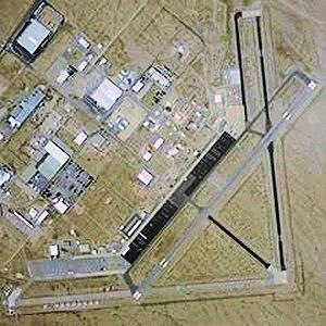 Kingman Airport (Arizona) - USGS aerial image