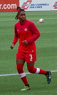 Kadeisha Buchanan Canadian international football (soccer) player