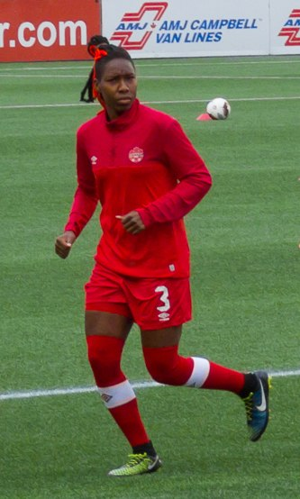 Kadeisha Buchanan 2016 (cropped)