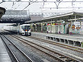 Kaiji Express at Kofu Station 200511.jpg