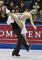 Kaitlyn Weaver & Andrew Poje SlLi 2009 Canadian Championships.jpg