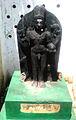 Kalabhairava Statue at Lord Shiva Temple in Adavivaram 02.jpg