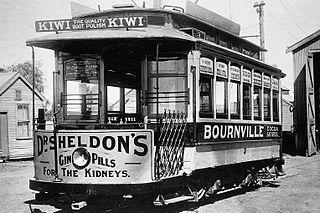 Trams in Kalgoorlie