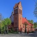 Kaliningrad 05-2017 img65 Ponarth Church.jpg